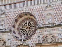 Colleoni Chapel Royalty Free Stock Photos
