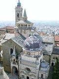 Colleoni Chapeland la iglesia de St Mary Imagen de archivo