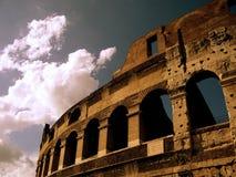 Colleseum. Rome Colleseum 50mm colour film Royalty Free Stock Photo