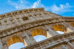 Colleseum Rom, Italien lizenzfreies stockfoto