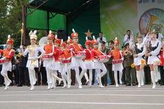 Festival of brass music stock photos