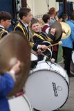 Festival of brass music royalty free stock photos