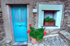 Colletta di Castelbianco Stock Photography