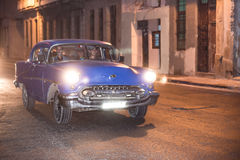 Collettività Avana del taxi Immagini Stock Libere da Diritti