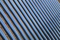 Collettore solare del riscaldatore di acqua Fotografie Stock