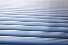 Collettore solare del riscaldatore di acqua Fotografia Stock Libera da Diritti