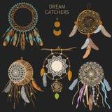 Collettori di sogno Fotografia Stock