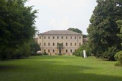 Colli Euganei (Italien), altes Landhaus Lizenzfreies Stockfoto