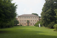 Colli Euganei (Italy), Ancient villa Royalty Free Stock Photo