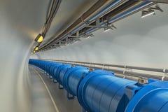 Collider do Hadron Fotos de Stock Royalty Free