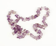 Collier Amethyst Images stock