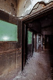 Collier-Crowellbyggnad - Springfield, Ohio Royaltyfria Bilder