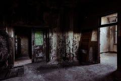 Collier-Crowellbyggnad - Springfield, Ohio Arkivfoto