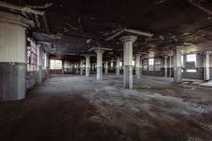 Collier-Crowellbyggnad - Springfield, Ohio Royaltyfri Foto