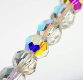 Collier de diamant Photographie stock libre de droits