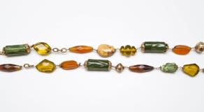 Colliers de fragment Image stock