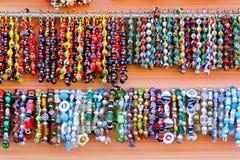 Colliers de Murano images stock