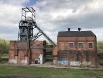 Colliery основы Barnsley стоковое фото