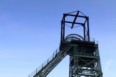Colliery Headframe стоковые фотографии rf