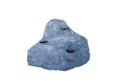 Collina alpina Fatto della pietra artificiale fotografie stock libere da diritti