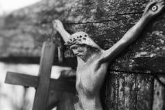 Collina degli incroci in Siauliai, Lituania Immagini Stock
