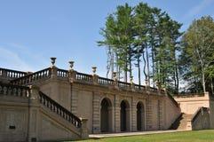 Collina del castello Fotografia Stock