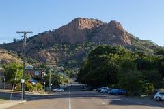 Collina del castello a Townsville, Australia Immagine Stock Libera da Diritti