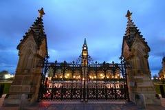 Collina del Parlamento di Ottawa fotografia stock