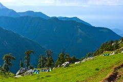 Collina dell'Himalaya fotografia stock