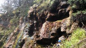 Collina della roccia Fotografia Stock Libera da Diritti