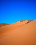 Collina della sabbia fotografia stock libera da diritti