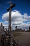 Collina delle traverse Fotografie Stock Libere da Diritti