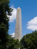 Collina di carbonile Boston commemorativa S.U.A. Fotografie Stock