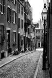 Collina di falò, Boston Fotografia Stock
