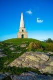 Collina di Killiney Immagine Stock Libera da Diritti