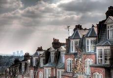 Collina di Muswell Fotografia Stock
