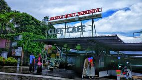 Collina di Penang Fotografia Stock