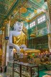 Collina di Sagaing, Mandalay Immagini Stock Libere da Diritti