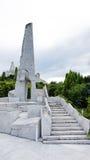 Collina di speranza di Kosanji Temple nel Giappone fotografia stock