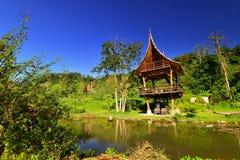 Collina di Takuruang la maggior parte di bei posti da visitare in Indonesia immagini stock libere da diritti