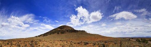 Collina 2 pinta Augusta della pianura del SA Immagini Stock