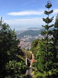 Colline de Penang Photos stock