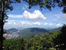 Colline de Penang Images libres de droits
