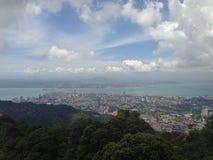 Colline de Penang Image stock