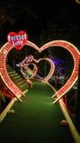 Colline de Penang de ferme d'amour Images stock