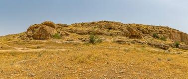 Colline de Persepolis Photos stock