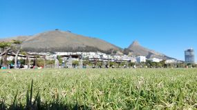 Colline de signal, Cape Town photographie stock