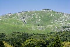 Colline de topographie de Karst photographie stock libre de droits