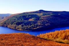 Colline de victoire, Derbyshire, R-U photo stock