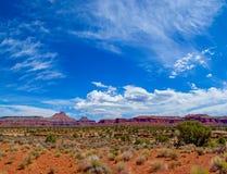 Colline del canyon di Frye fotografia stock libera da diritti